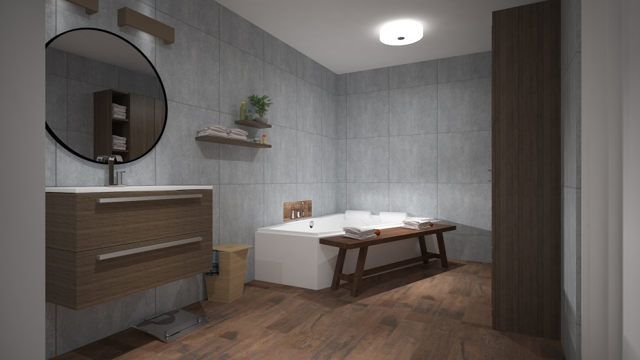 Baño V2E